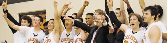 Basketball Victory