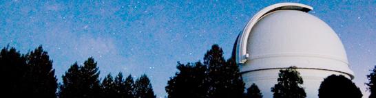Observatory at Dusk